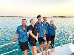 Sea West Crew
